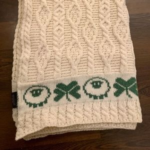 Irish Wool Blanket